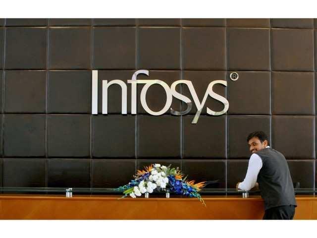 Infosys reports 10.4 percent rise in fourth-quarter profit
