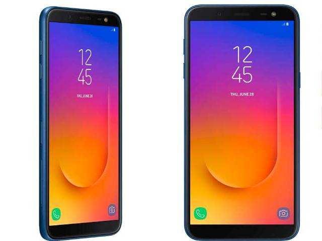 Samsung Galaxy J6: Samsung Galaxy J6 gets Android 9 0 Pie-based One