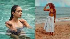 'Kasautii Zindagii Kay 2' actor Pooja Banerjee raises the temperature in bikini
