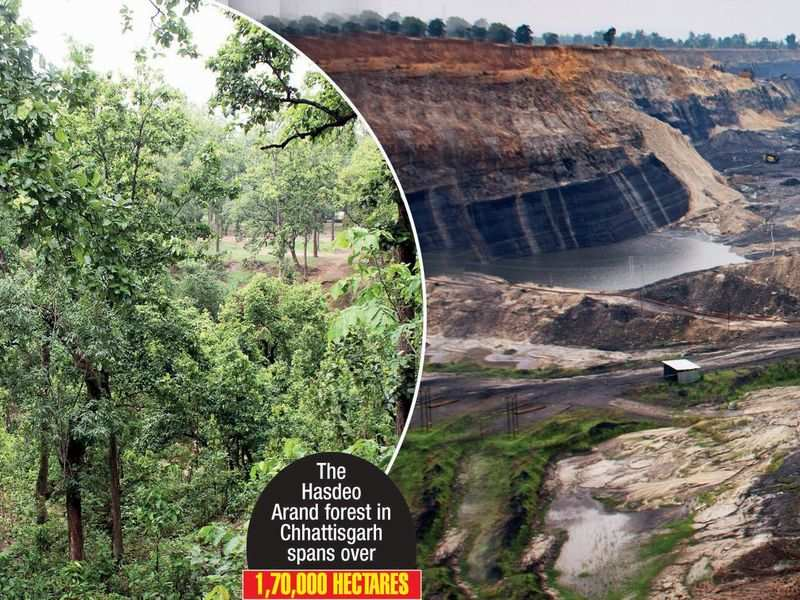 India's last remaining stretch of unbroken forests set to be lost to mining