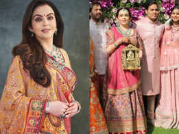 At 23, Nita Ambani was told that she could never conceive
