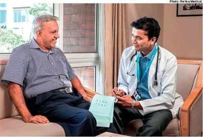 DOCTOR ON DEMAND House calls make a comeback | India News - Times of