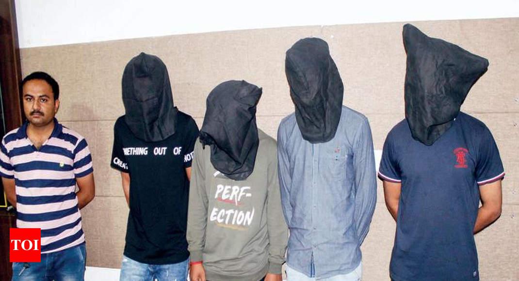 Jasdan man's murder: Four of 7 accused held
