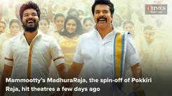 Mammootty: Why complain when Raja gets a sequel