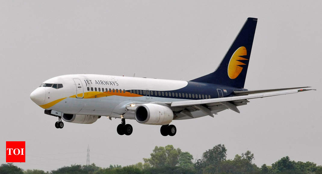 1,100 Jet Airways pilots decide not to fly from tomorrow: National Aviator's Guild