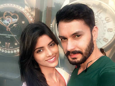 Sayantani: Anugrah and I aren't thinking about marriage