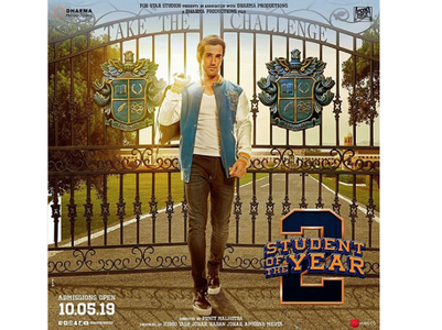 SOTY 2 makers introduce Aditya as Manav