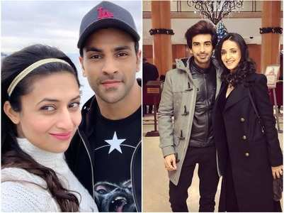 PICS: TV celebs who married their co-stars