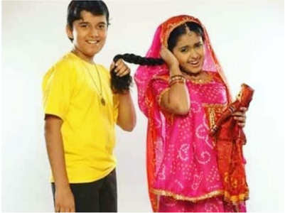 Throwback pic of Balika Vadhu's lead stars