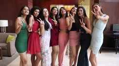 Miss India West 2019 zonal diary day 2