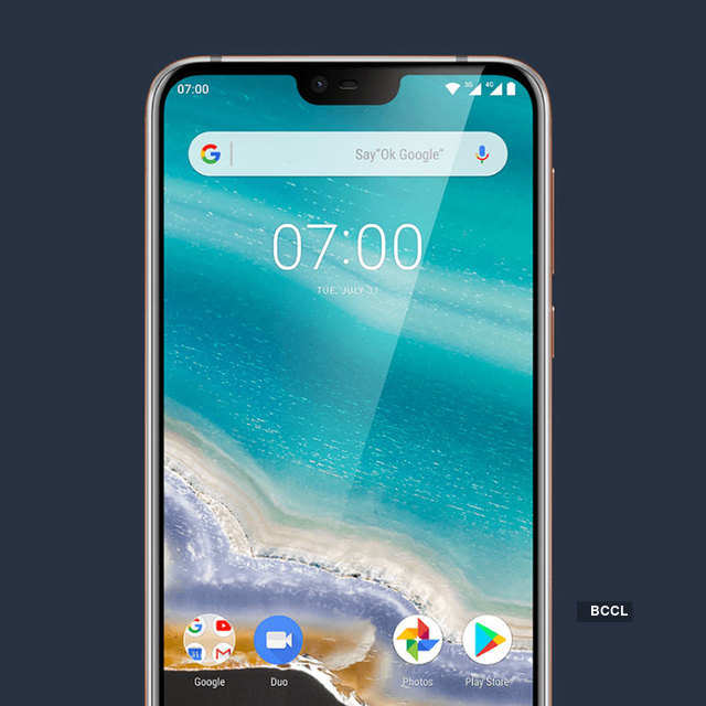 Nokia 7.1 gets a price cut in India
