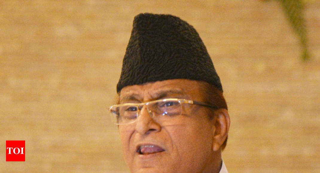 FIR filed against Azam Khan for objectionable remark against Jaya Prada -