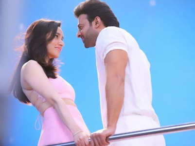 Prabhas-Shraddha get romantic in leaked photo