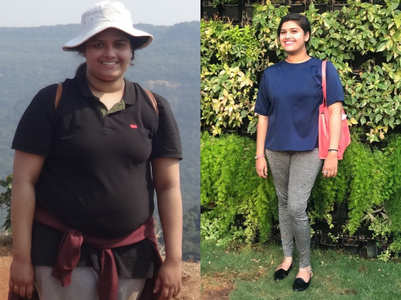 Know how this girl with PCOS and thyroid lost 18 kilos