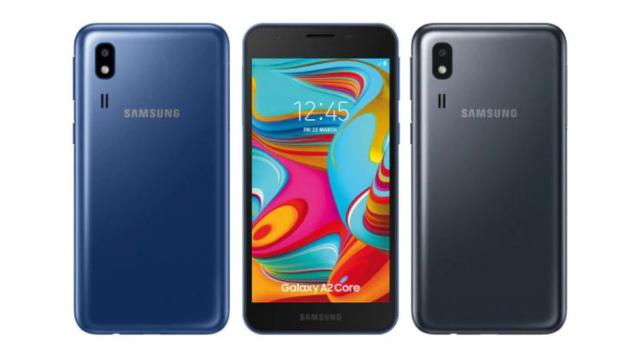 Samsung may soon launch Xiaomi Redmi Go rival, Galaxy A2 Core