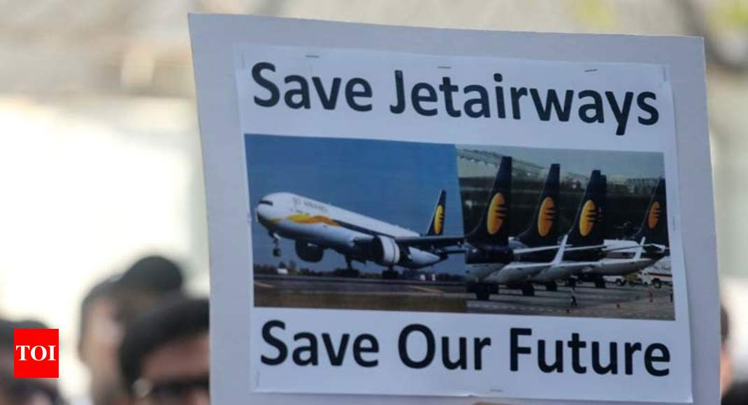 '20k jobs at stake': Jet pilots appeal to SBI, PM