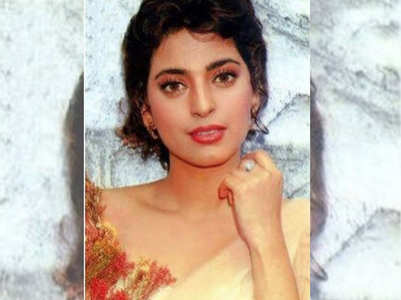 Pic: Juhi Chawla walks down memory lane
