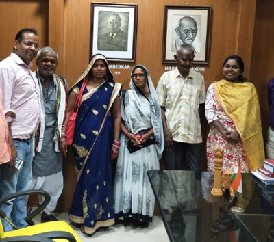 UP man in TN home reunited with family | Chennai News - Times of India