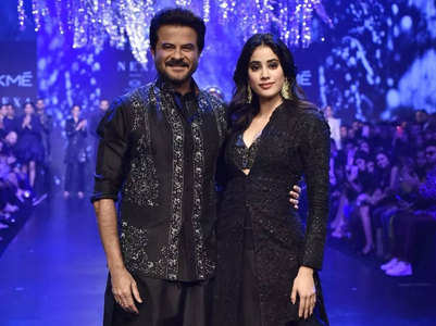 Anil-Janhvi Kapoor cheer for Arjun's next