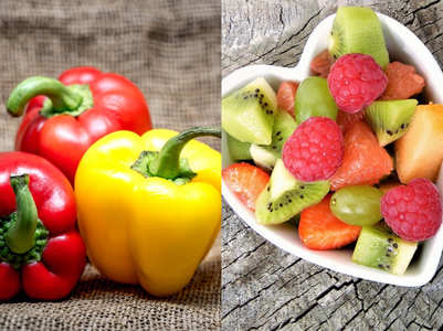 Should you have more fruits or vegetables for weight loss?