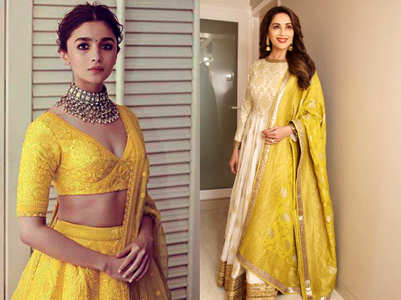 How Bollywood stars are wearing yellow this summer