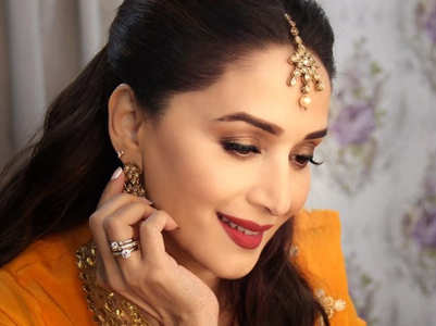 Madhuri Dixit's beauty secrets REVEALED!