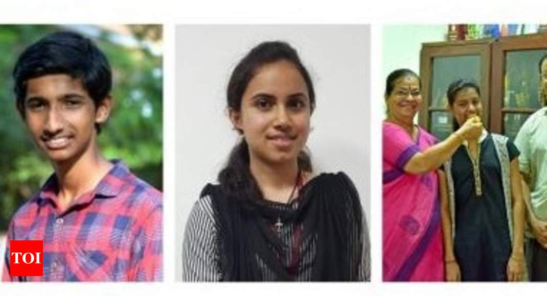 Karnataka II PU Result: State Commerce toppers aspire to be CA's