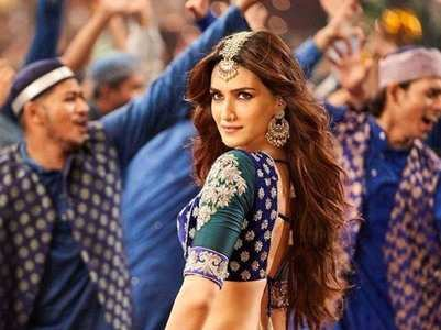 Kriti Sanon on her latest song 'Aira Gaira'