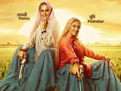 Saand Ki Aankh: Taapsee-Bhumi's look revealed
