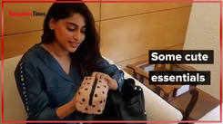 What's in Nishvika Naidu's bag?