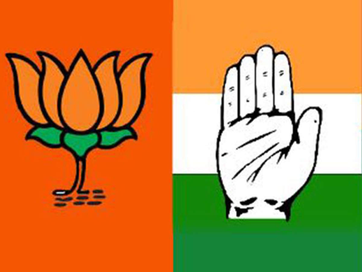 Lok Sabha elections 2019: Foot soldiers from BJP, Congress bank on house  calls to woo voters - Times of India