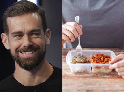 Twitter CEO eats just one meal a day!