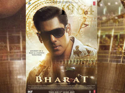 'Bharat': Salman charms with his retro look