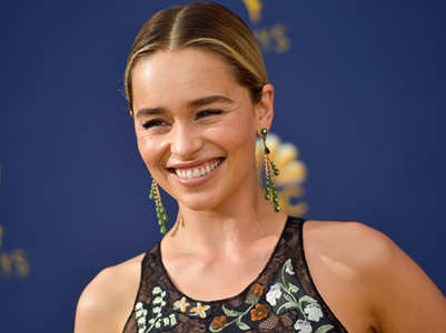 Actress Emilia Clarke opens up about her life-altering brain aneurysm