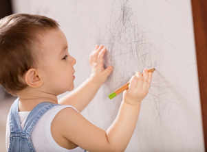 Best solutions for wall scribbles
