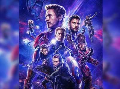 'Avenger: Endgame' new countdown trailer