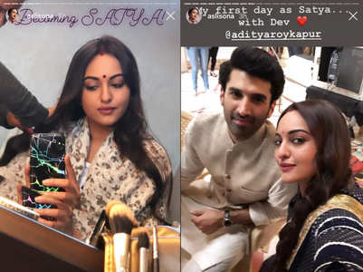Kalank: How Sonakshi transformed into Satya