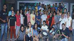 Amdavadi cycling enthusiasts take the streets by storm at night