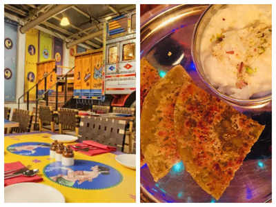 Celebrating Baisakhi with traditional Punjabi food