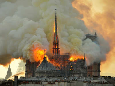 Owners of Gucci and Louis Vuitton donate to rebuild Notre Dame after fire