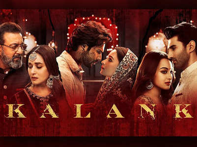 Fans are all praise for Varun-Alia's 'Kalank'