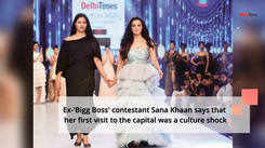 Sana Khaan: Delhi girls are well dressed, but boys here need a stylist