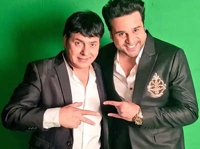 WATCH: Krushna, Sudesh's hilarious video