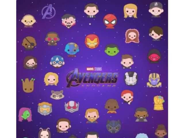avenger emoji: Here's how Twitter is promoting Avengers: Endgame