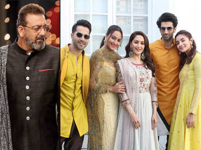 Why Baba was missing from Kalank promotions?