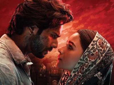 'Kalank' box office collection Day 1