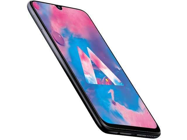 Samsung Galaxy M30 with 5,000mAh battery to go on sale via Amazon
