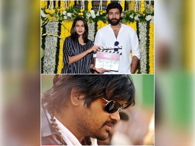 Varun Tej and Harish Shankar S' 'Valmiki' begins shoot