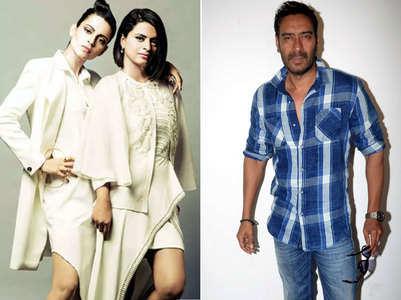 Kangana's sister Rangoli slams Ajay Devgn