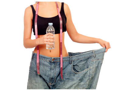 The right way to lose water weight fast, as per nutritionists